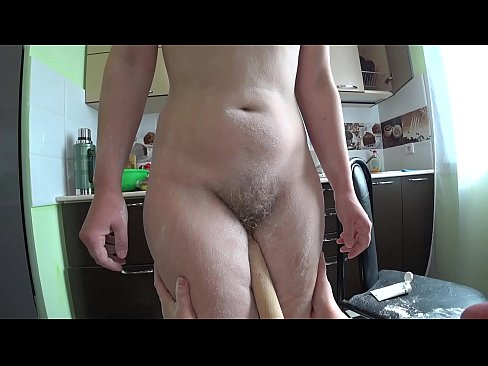 Hairy Big Boobs Masturbation