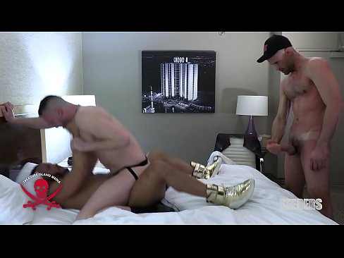 Vegas Motel 3some
