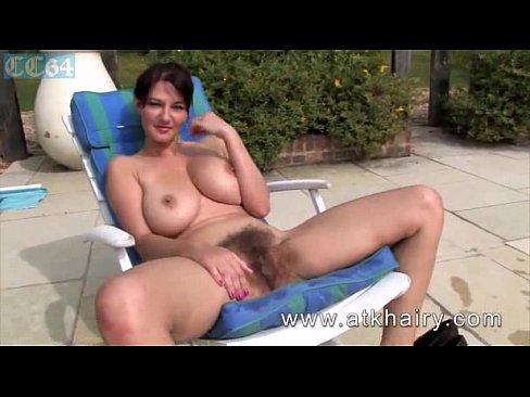 German outdoor blowjob