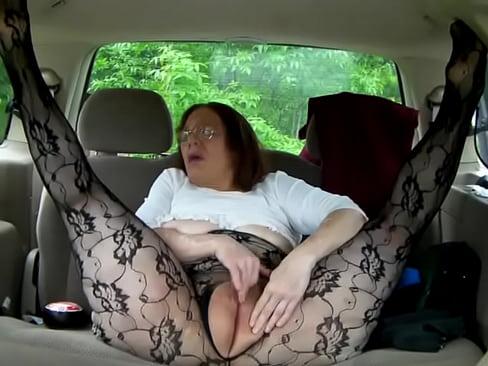 Feet Up In Van!!