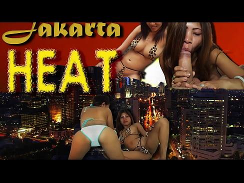 Jakarta Heat |  Blonde Ambition Teen Indonesian Fucks and Sucks