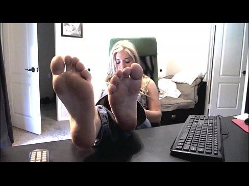 Loser Feet Worship JOI