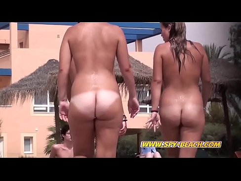 Horny Voyeur Beach Amateur Couples Compilation Video