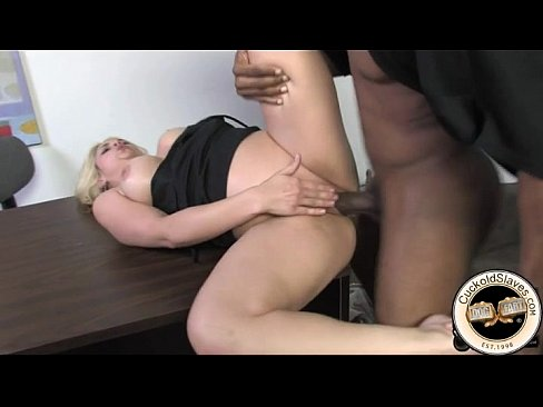 Black master porn