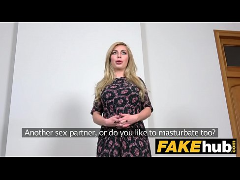 Fake Agent Russian Blonde