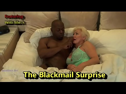The Interracial Blackmail Surprise