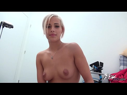 Dude has big cock & huge loads of cum for blonde beauty Ria Sunn