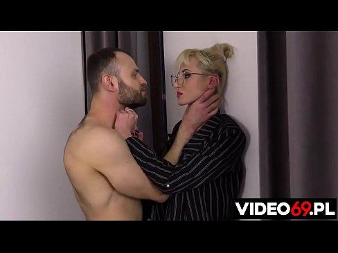 Polskie porno - Wizyta pani kuratorki