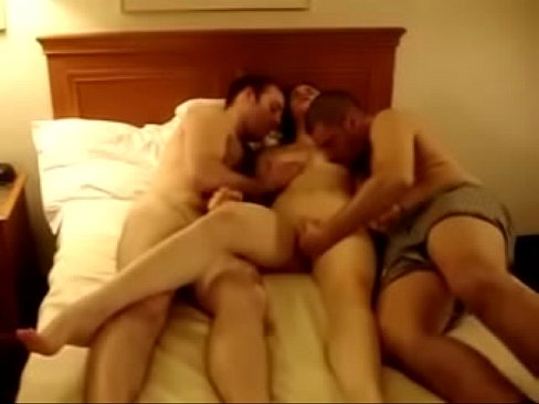 Real Homemade Threesome Mmf