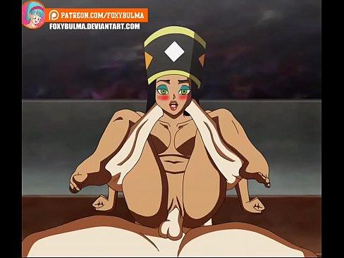 18 Goku fuck android