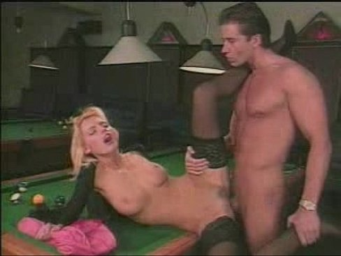 Anita Blond Sex Pool Table Gif