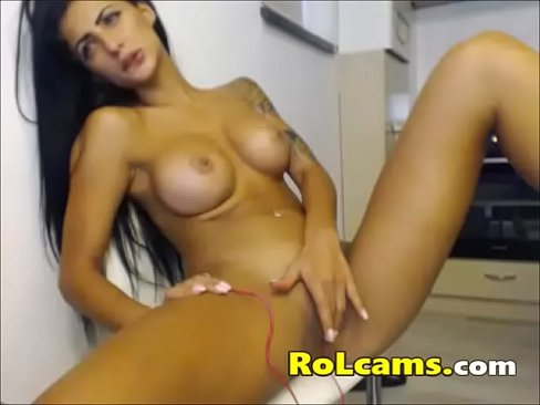Awesome Hot Brunette Playing Her Pussy On Webcam Xvideos Com