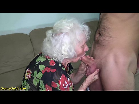 chubby hairy 91 years old mom b. fucked