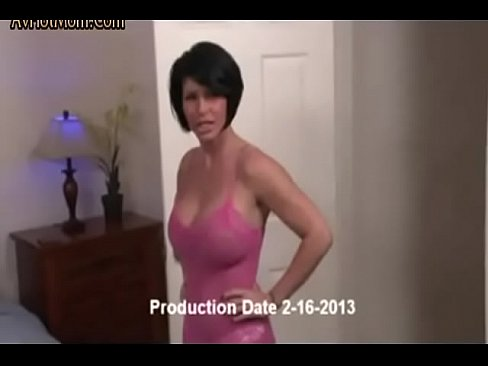 Step Mom Watches Son Jerk Off