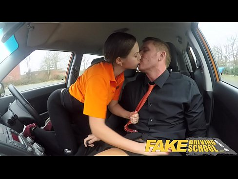 Female Fake Taxi British