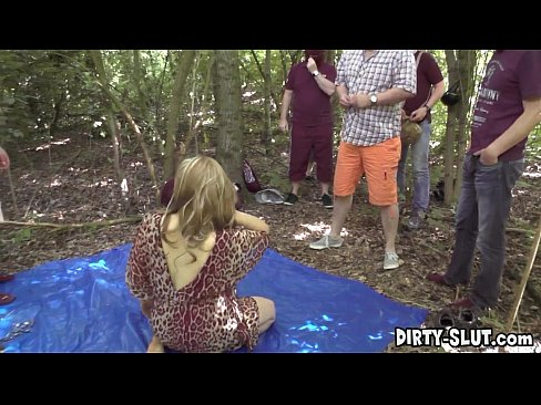 The dogging escapades of naughty slutwife Nicole