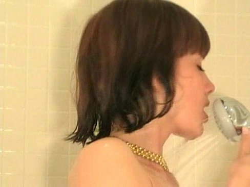 Young Russian Teen In The Shower