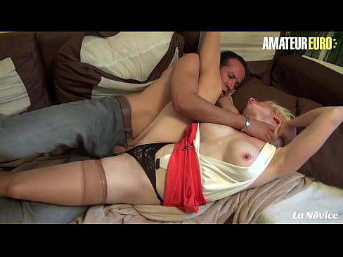AMATEUR EURO - Cameron St. Claire & Max Casanova - FRENCH COUGAR TRIES ANAL ON HER FIRST SCENE IN A WHILE!