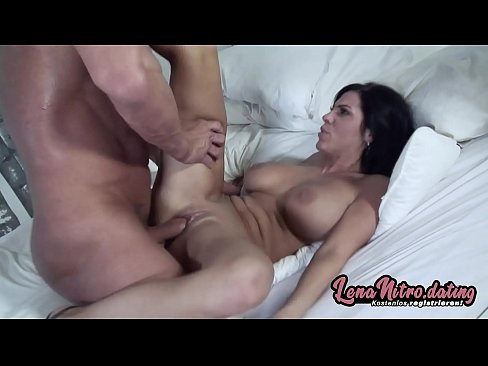 Flexible slut with big tits & high heels gets dicked down by a dominant muscular guy! ▬ Get yourself a fuck date on lenanitro.dating! ►►►