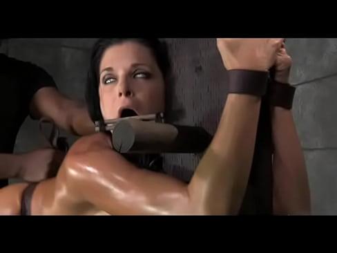 Girl pegging solo hiddencam