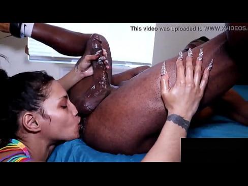 Big Black Dick Milked