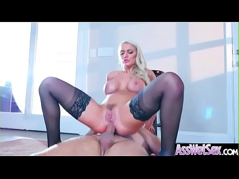 Big Butt Oiled Girl (Kenzie Taylor) Love Hard Anal Sex mov-20