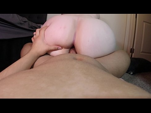 LATE NIGHT ANAL - REVERSE COWGIRL ANAL WITH MY BIG BOOTY