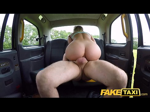 Fake Taxi Tight anal for American blonde Sophia Grace