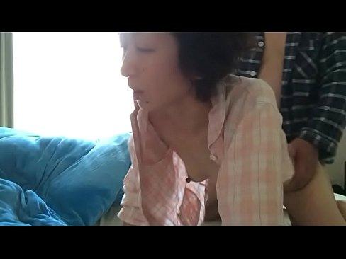 夫婦の営み 亭主の下で悶える美由紀