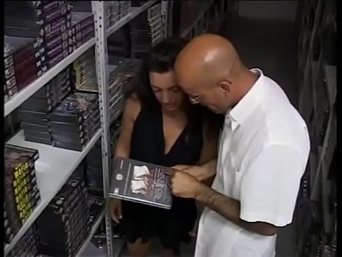 Fucked in the warehouse