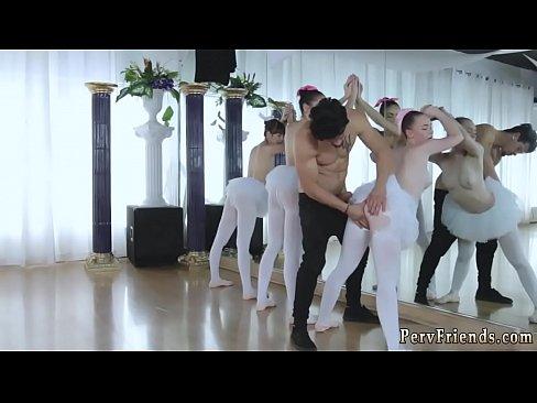 Bailarinas de ballet XXX Sexo caliente