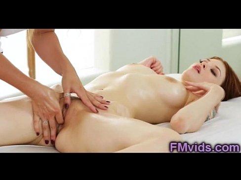 Amazing pussy massage's Thumb