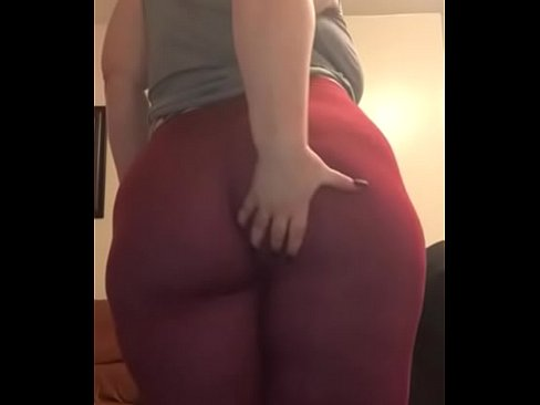 Big Ass Girl Teasing