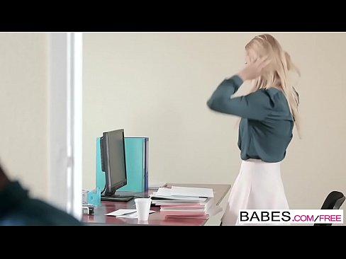 Babes - Office Obsession - Kiara Lord and Kristof Cale - The Temptress Temp