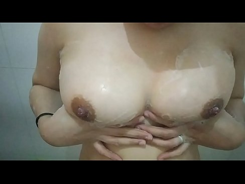 My pinay wifes breast