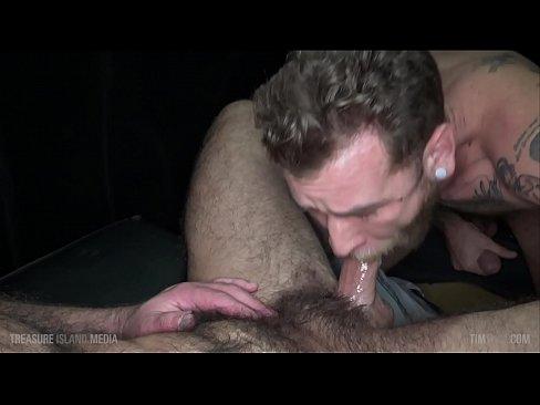 Spit Pig Sucks Cock