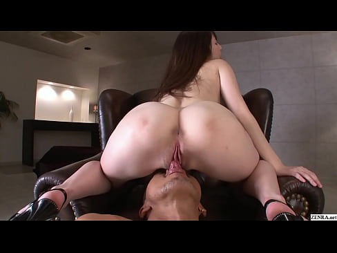 Uncensored Japanese picture perfect facesitting foreplay