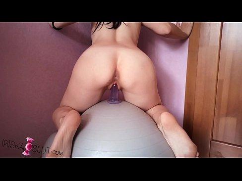 Amateur Masturbate Pussy Dildo and Blowjob Dick Boyfriend POV