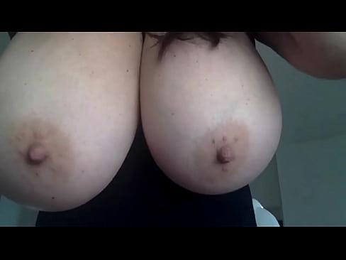 Antonella Kahllo Juggling massive tits in my hands