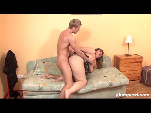 Big fat aunt hard fucks nephew PLUMPERD.COM