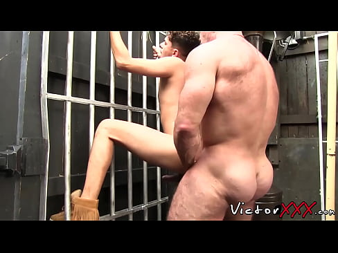 Twink pounded
