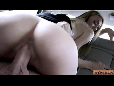 Chubby Blonde Fucked Hard