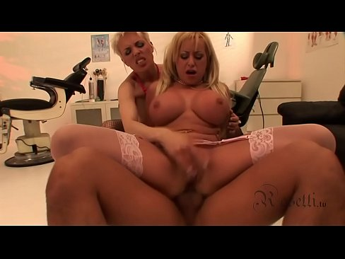 Assfucked Bitches 3some