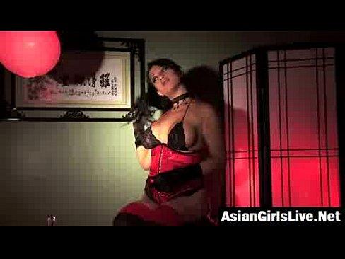 Asian slut babe fucking