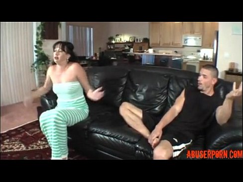 Step Brother Surprises Sister