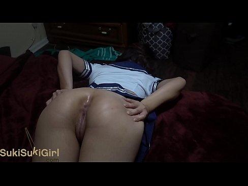 real Chinese Schoolgirl ANAL fucking