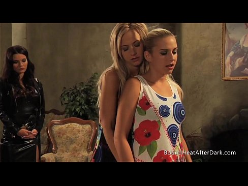 Sexy ladies tight penetrated pussy