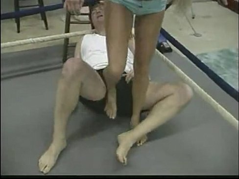 Sorry, that female squeezing wrestling domination something is. thank