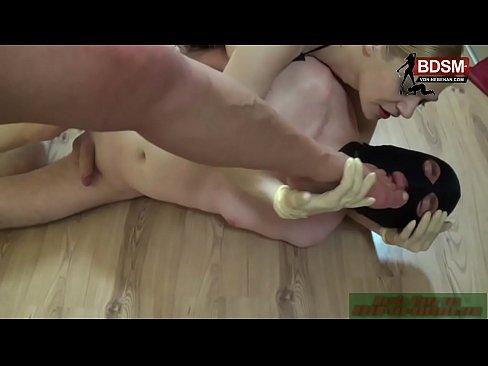 2 deutsche Dominas erziehen sklaven - german bdsm femdom threesome fetish