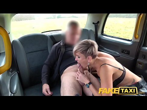 Female Fake Taxi Tribbing